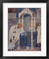 Framed Master of the Sophien Cathedral form Ohrid