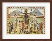 Framed Master of the Rabula Gospel