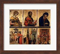 Framed Altarpiece