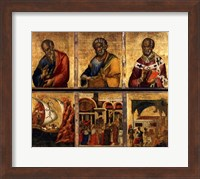 Framed Altarpiece II