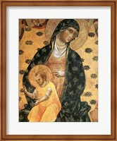 Framed Madonna Renaissance