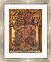 Framed Paolo Veneziano