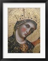 Framed La Vierge et I enfant