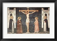 Framed Crucifixion