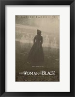 Framed Woman in Black (movie poster)