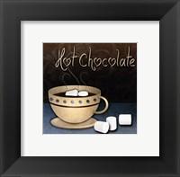Framed Hot Chocolate