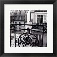 Framed Paris Hotel I