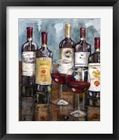 Framed Wine Tasting II