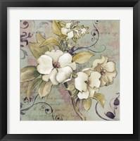 Framed Sweet Fragrance I