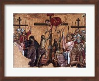 Framed Christ Crucified