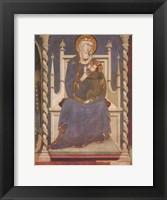 Framed Saint Agostino