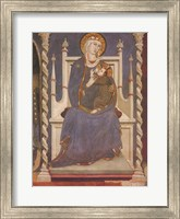 Framed Saint Agostino