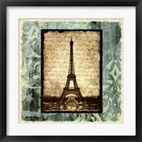 Framed Parisian Trip I