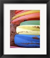 Framed Kayaks II