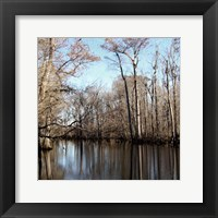 Among the Trees I Framed Print