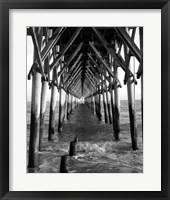 Framed By The Dock I