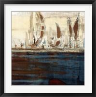 Framed calm waters II