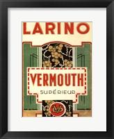 Framed Larino Vermouth