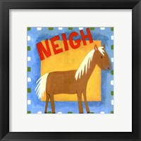 Framed Neigh