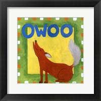 Framed Owoo
