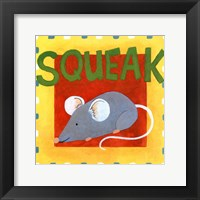 Framed Squeak