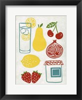 Sunday Picnic Framed Print