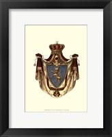 Regal Crest VI Framed Print
