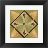 Patchwork I Framed Print