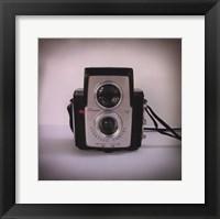 Framed Camera Collection I
