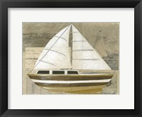 Tour by Boat I Framed Print