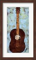 Framed Six Strings IV