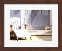 Framed Finnegan Point I