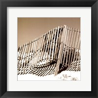 Framed Fences in the Sand II