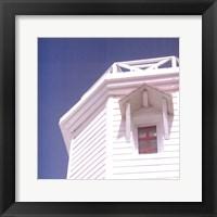 Framed Lighthouse Study II