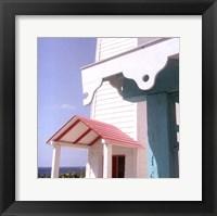 Framed Lighthouse Study III