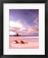 Framed Beside the Sea II