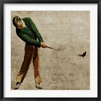 Framed Vintage Sports II