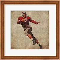 Framed Vintage Sports IV