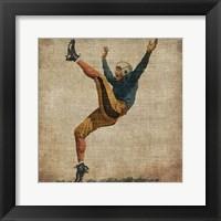 Framed Vintage Sports V