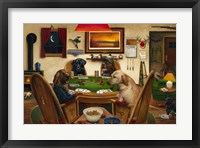Framed Duck Hunters