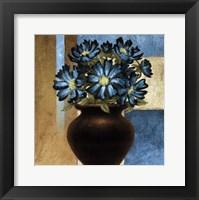 Framed Floral motif II