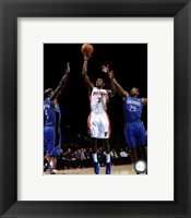 Framed Brandon Knight 2011-12 Action