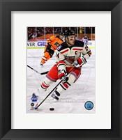 Framed Ryan Callahan 2012 NHL Winter Classic Action