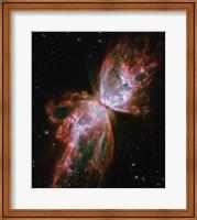 Framed Planetary Nebula