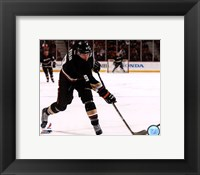 Framed Bobby Ryan 2011-12 Action