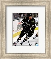 Framed Jamie Benn 2011-12 Action
