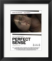 Framed Perfect Sense couple laying