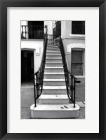 Framed savanah stairs II