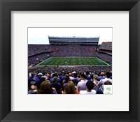 Framed Ben Hill Griffin Stadium University of Florida Gators 2011