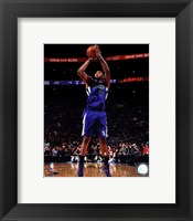 Framed DeMarcus Cousins 2011-12 Action